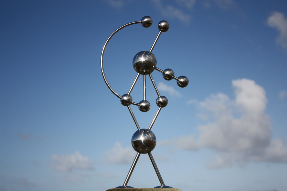 Sky Sculpture ART III by Hans-Leo Peters 2018