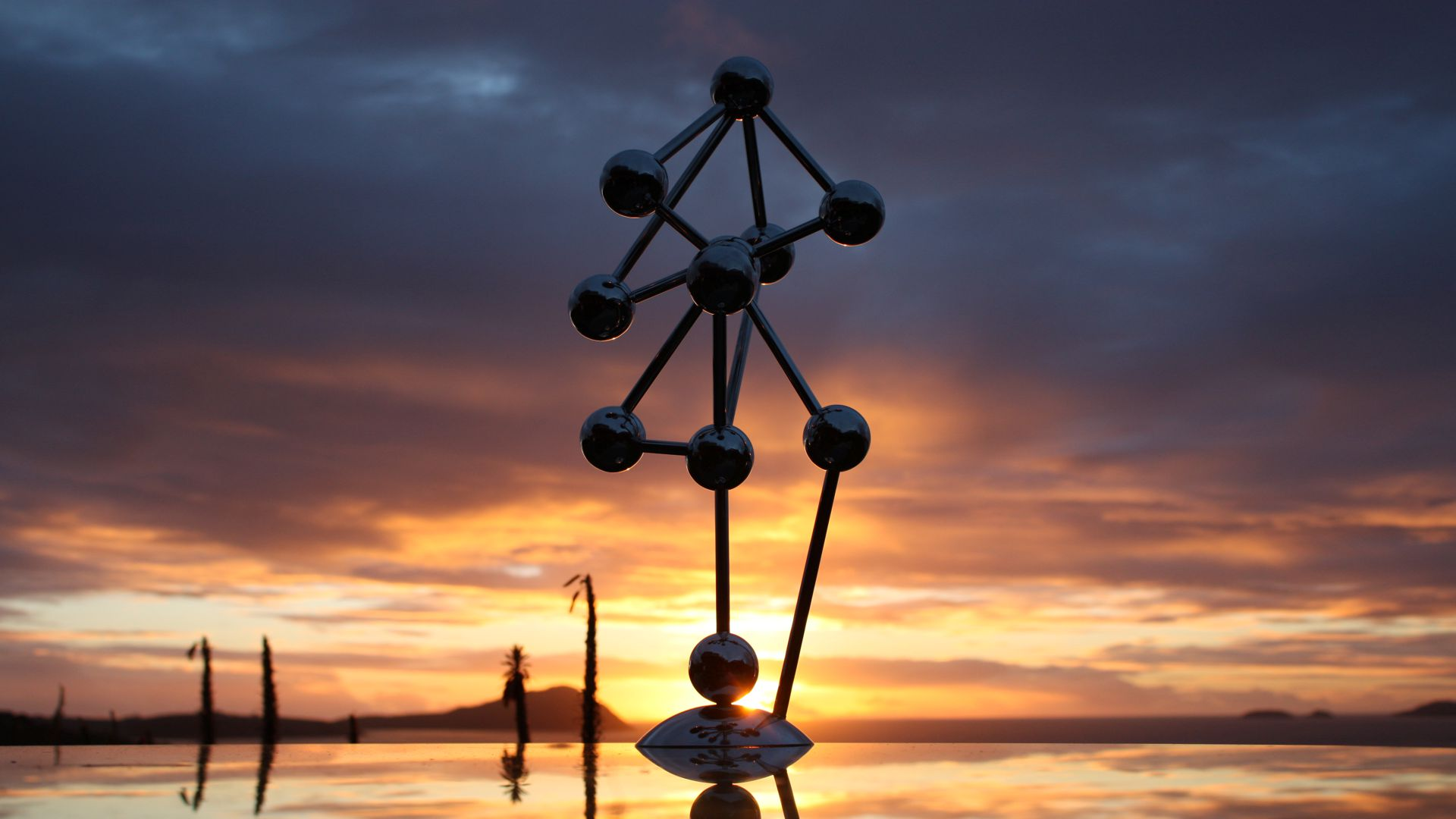 Sky Sculpture KARMA by Hans-Leo Peters 2014 - 2 ( Reincarnation )slide2