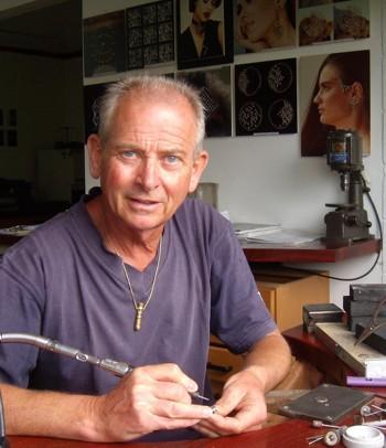 Hans-Leo Peters Metal Artist NZ