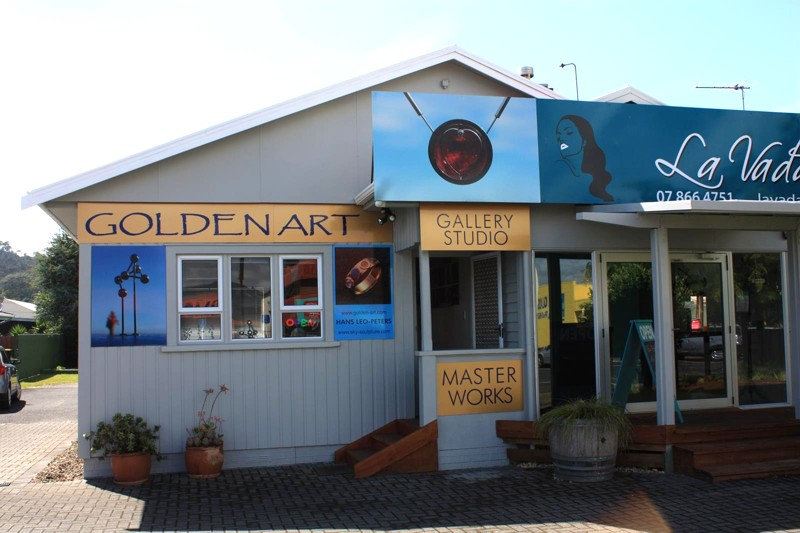 Golden Art Studio Whitianga